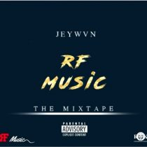JEYWVN - RFMUSIC THE MIXTAPE - COVER